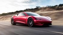 wedding photo - Here Are The Epic Performance Stats For The Insane New Tesla Roadster!