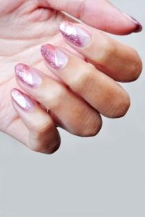 wedding photo - These Wedding Nails Are The Perfect Inspiration For Your Big Day