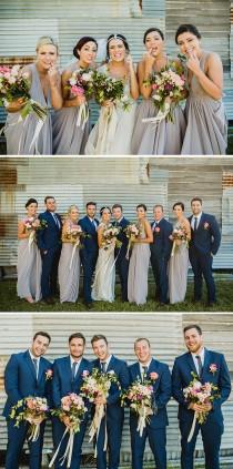 wedding photo - 32 Bridal Party Outfit Ideas That Will Make Everyone Look Amazing