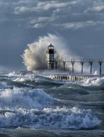 wedding photo - Lighthouses & Coastlines
