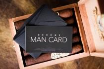 wedding photo - Will you be my Groomsman? FUNNY Groomsman Proposal - The MAN CARD