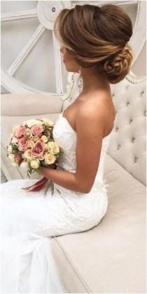 wedding photo - Wedding Hairstyle: Updo Inspiration