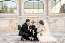 wedding photo - Winter Alabama Theater Wedding