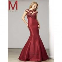 wedding photo - Mac Duggal Couture - Style 62304D - Formal Day Dresses