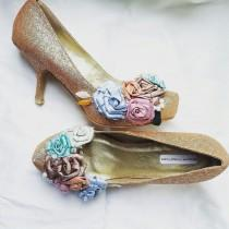 wedding photo - Wedding Shoes!