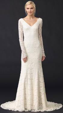 wedding photo - Theia Nicole Lace Gown