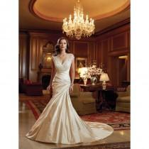 wedding photo - Sophia Tolli Wedding Dresses - Style Lysa Y11409 - Formal Day Dresses