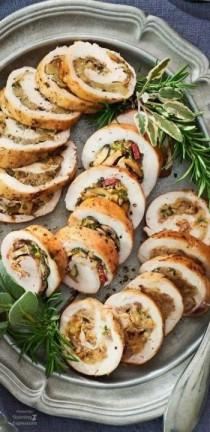 wedding photo - Turkey Roulade 3 Ways