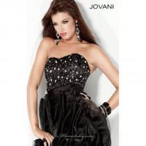 wedding photo - Classical Cheap Beaded Dress by Jovani Prom 72030 Dress New Arrival - Bonny Evening Dresses Online