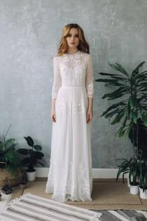 wedding photo - Dress SS17