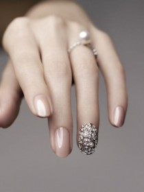 wedding photo - Nude With Jewels