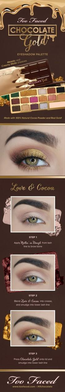 wedding photo - Gold Eyeshadow Tutorial