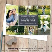 wedding photo - Save-The-Date-Wedding-Magnets, Save The Date Photo Magnet - 6 Photo