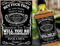 wedding photo - Will you be my Groomsman, Groomsman Proposal, Groomsmen Proposal, Groomsman Gift, Asking Groomsmen, Wedding Invitation, Groomsmen Gift
