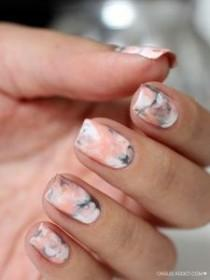wedding photo - Pastel Nails: 35 Creative Pastel Nail Art Designs