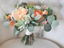 wedding photo - Summer Wedding Bouquet