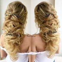 wedding photo - 100 Wedding Hairstyles From Nadi Gerber You'll Want To Steal