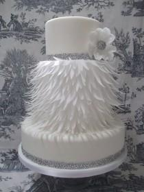 wedding photo - Cakes   ~   Highly Decorated Cake