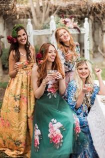 wedding photo - Botanic Dress