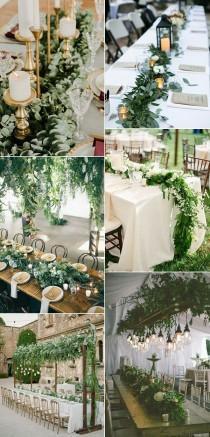 wedding photo - Ivy Wedding Decor