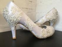 wedding photo - Catalpa (bridal wedding shoes)