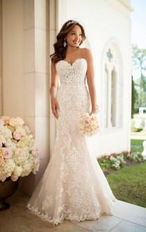 wedding photo - Elegant Lace Wedding Dress