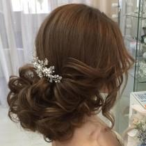 wedding photo - 40 Chic Wedding Hair Updos For Elegant Brides
