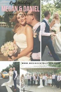 wedding photo - Megan And Daniel's August Wedding In The Ladies' Pavilion
