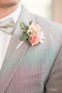 wedding photo - Boutonnieres