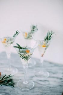 wedding photo - All The Champagne Cocktails You'll Ever Need