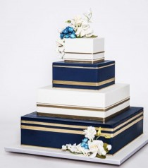 wedding photo - Ron Ben-Israel Wedding Cake Inspiration