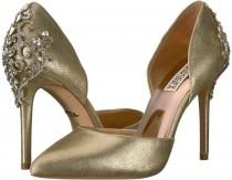 wedding photo - Badgley Mischka - Karma II Women's Bridal Shoes