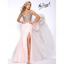 wedding photo - Mac Duggal Prom 65885M - Branded Bridal Gowns