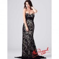 wedding photo - Mac Duggal - Style 78439M - Formal Day Dresses
