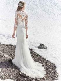 wedding photo - BHLDN Winter 2017 Exclusive: Delicate, Airy Elegance