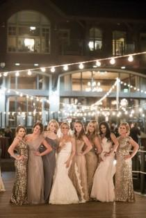 wedding photo - Trending-Top 10 Mismatched Bridesmaid Dresses Inspiration For 2018
