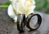 wedding photo - ring wood wood rings for men 5 Year Anniversary Wooden Engagement Rings wood rings for women mens wood wedding band mens wood ring wedding