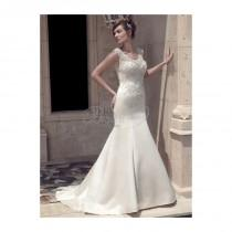 wedding photo - Casablanca Bridal Spring 2014 - Style- 2141 - Elegant Wedding Dresses