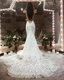 wedding photo - Gorgeous Wedding Dress By Galia Lahav