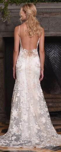 wedding photo - Claire Pettibone Couture Fall Wedding Dresses 2017