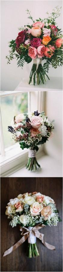 wedding photo - 15 Stunning Wedding Bouquets For 2018 - Page 2 Of 2