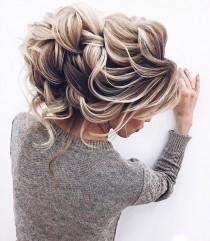 wedding photo - Gorgeous Updo Wedding Hairstyles To Inspire You