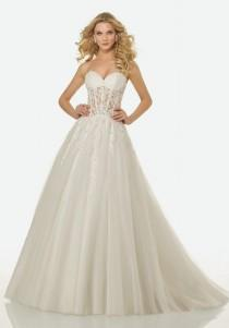 wedding photo - Glamorous Randy Fenoli Wedding Dresses For The Elegant Bride