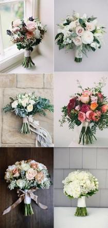 wedding photo - 15 Stunning Wedding Bouquets For 2018