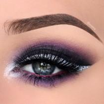 wedding photo - Plum Eyeshadow