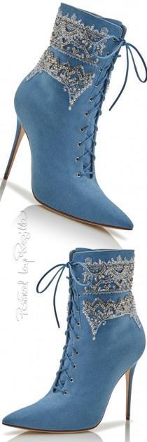 wedding photo - Fashionable Shoes & Boots