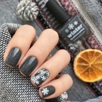 wedding photo - 15 Beautiful Nail Designs To Try This Winter
