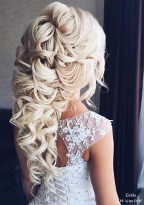 wedding photo - 80 Gorgeous Wedding Hairstyles For Long Hair