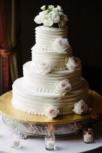 wedding photo - Elegant Pink And White New York Wedding From Brian Hatton Photography
