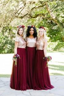 wedding photo - Bridesmaids Ideas